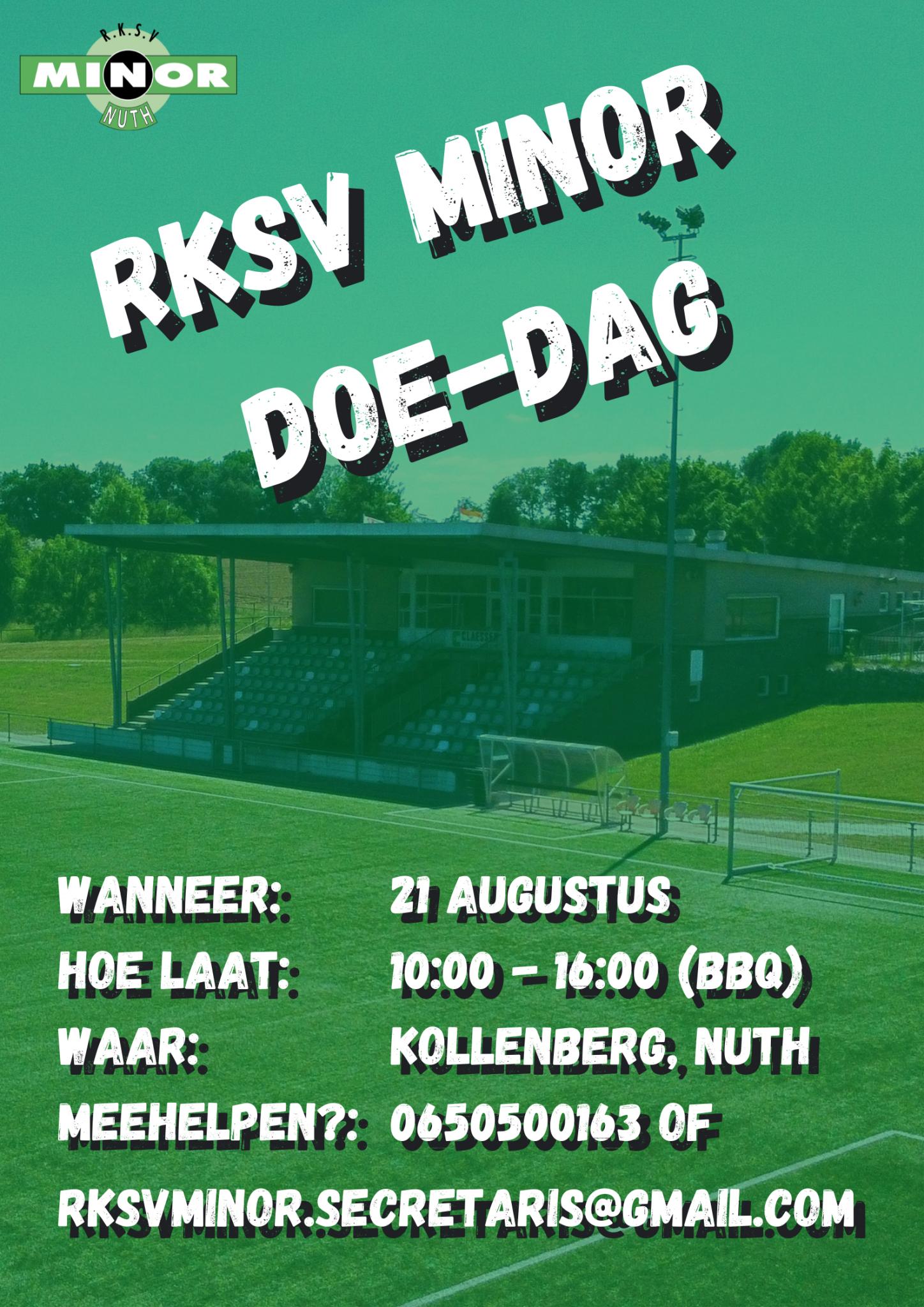 RKSV Minor Doe-dag